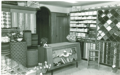 Verslag renovatie modern for Ministre interieur 1960